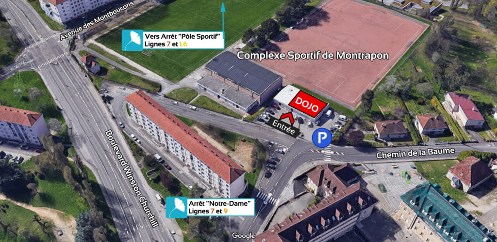 Plan_Montrapon - Cours