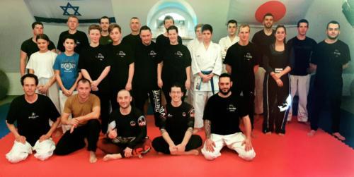 Stage Grappling par Ludo à la Self Defense Academy de Tavannes (Suisse) - Février 2020